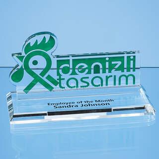 NLA Bespoke Acrystalic Award