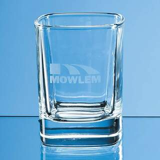 60ml Strauss Square Tot Glass