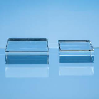 10cm x 10cm Optical Crystal Base
