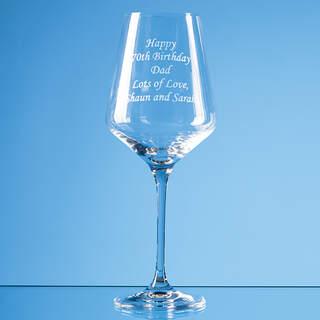390ml Infinity Red Wine Glass